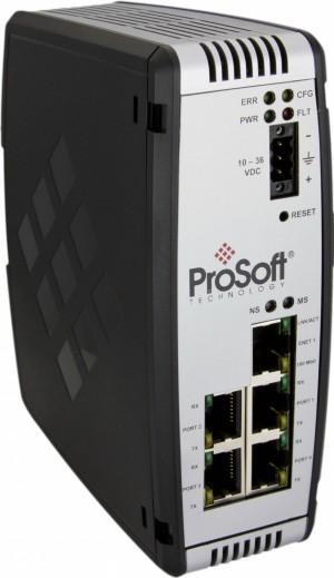 Da ProSoft gateway affidabili per EtherNet/IP e Modbus TCP