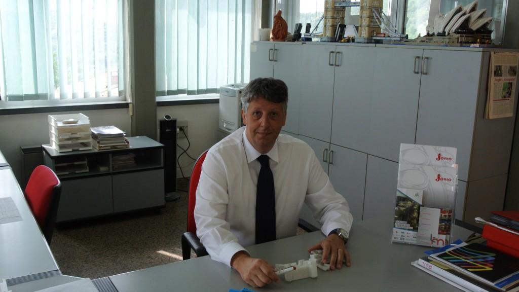 Canavese Inside_Luciano Jorio Presidente