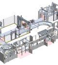 La sicurezza integrata all'interno del sistema semplifica la progettazione e aumenta la sicurezza della macchina