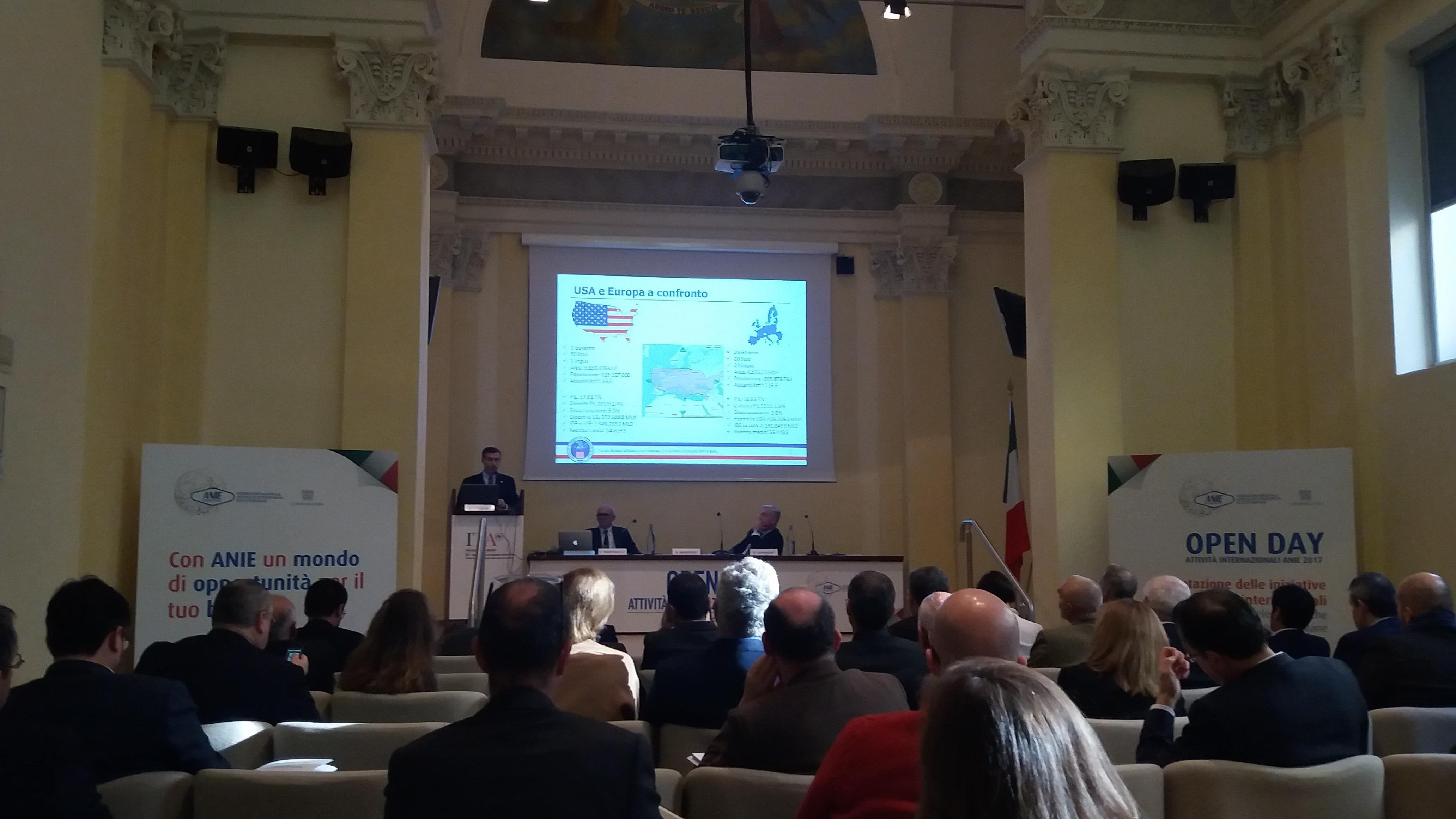 Anie  quadro del comparto e focus sulle attività di internazionalizzazione d8efa70ae76
