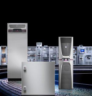 Rittal: nuovi armadietti compatti AX e contenitori KX sono a magazzino