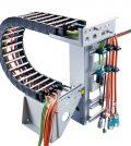 Kabelschlepp e i sistemi portacavi Totaltrax per l'industria
