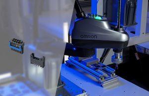 Omron: nuovi connettori facilitano l'efficienza di ispezione