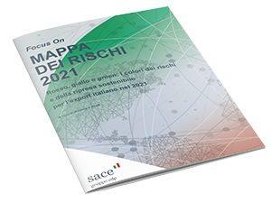 sace mappa dei rischi export italia