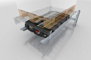 Prestazioni logistiche migliorate con lo Smart Pallet Mover di Interroll