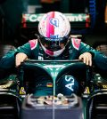 Altair Aston Martin Cognizant Formula One Team