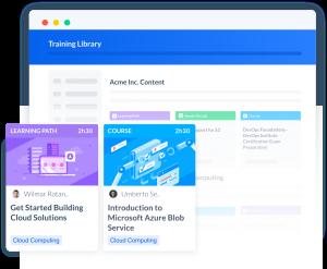 cloud academy formazione online