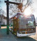 PCVue monitoraggio ricarica bus elettrici