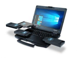 Panasonic: miglioramenti nel notebook Toughbook 55